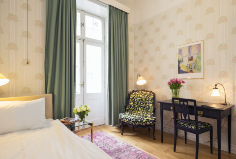 Hotel Esplanade single room stockholm2