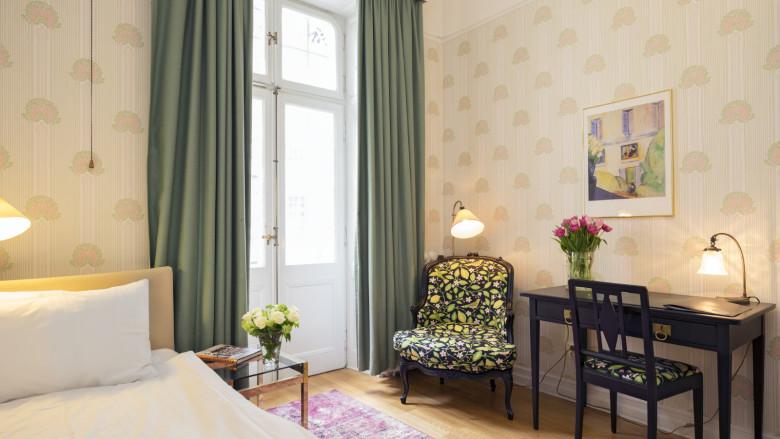 Hotel Esplanade single room stockholm2