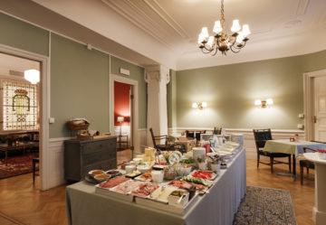 Breakfast room Hotel Esplanade Strandvagen Stockholm