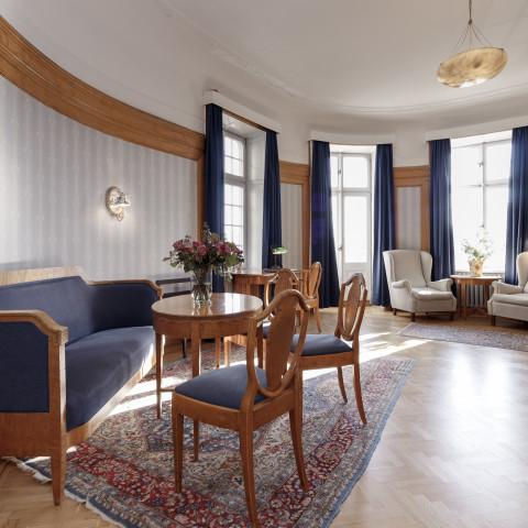 Deluxe Double Room 14 Hotel Esplanade Strandvagen Stockholm