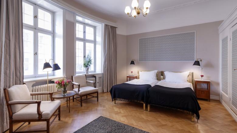 Deluxe Double room 8 Hotel Esplanade Strandvagen Stockholm