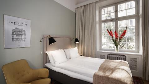 Moderate Double Hotel Esplanade Strandvagen Stockholm