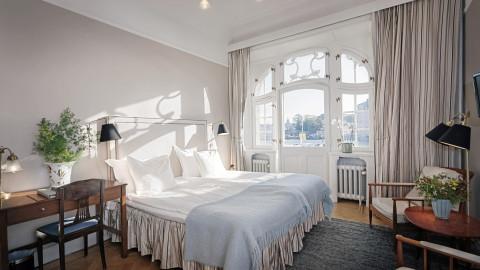 Superior Double room 12 Hotel Esplanade Strandvagen Stockholm