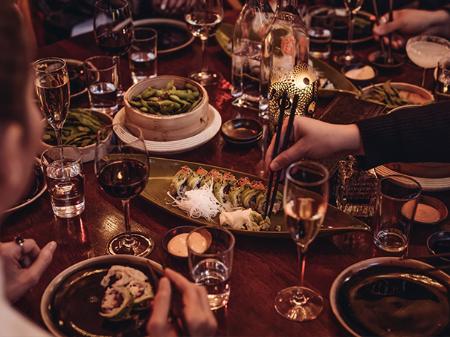 äta asiatiskt i stockholm