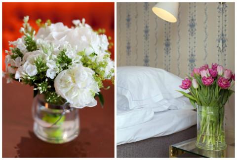 hotel esplanade flowers