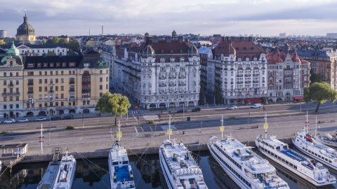 Hotel Esplanade - Flygbild - foto Claes Helander - Arrowcam 0981