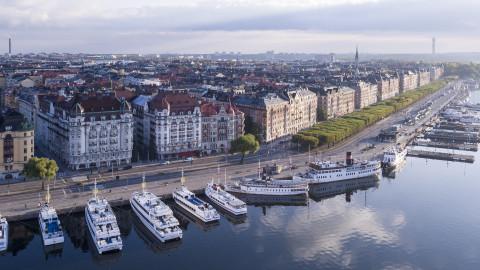 Hotel Esplanade - Flygbild - foto Claes Helander - Arrowcam 0988
