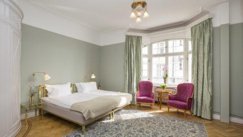 Room Hotel Esplanade Deluxe Double